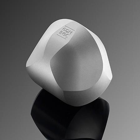 Gömböc Alumínium Homokfúvott