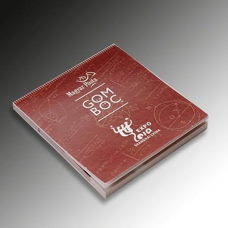 Gomboc Bélyegfüzet