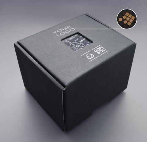 Gomboc Gift Box Engraved